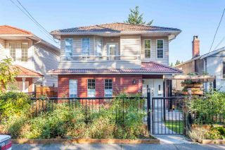 Photo 1: 3538 BELLA VISTA STREET in Vancouver: Knight House for sale (Vancouver East)  : MLS®# R2004519