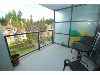 "Photo 8: 502 1178 HEFFLEY Crescent in Coquitlam: North Coquitlam Condo for sale in ""OBELISK"" : MLS®# V1100429"