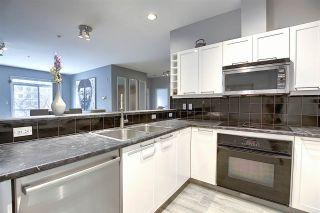 Photo 5: 413 10033 110 Street in Edmonton: Zone 12 Condo for sale : MLS®# E4223211