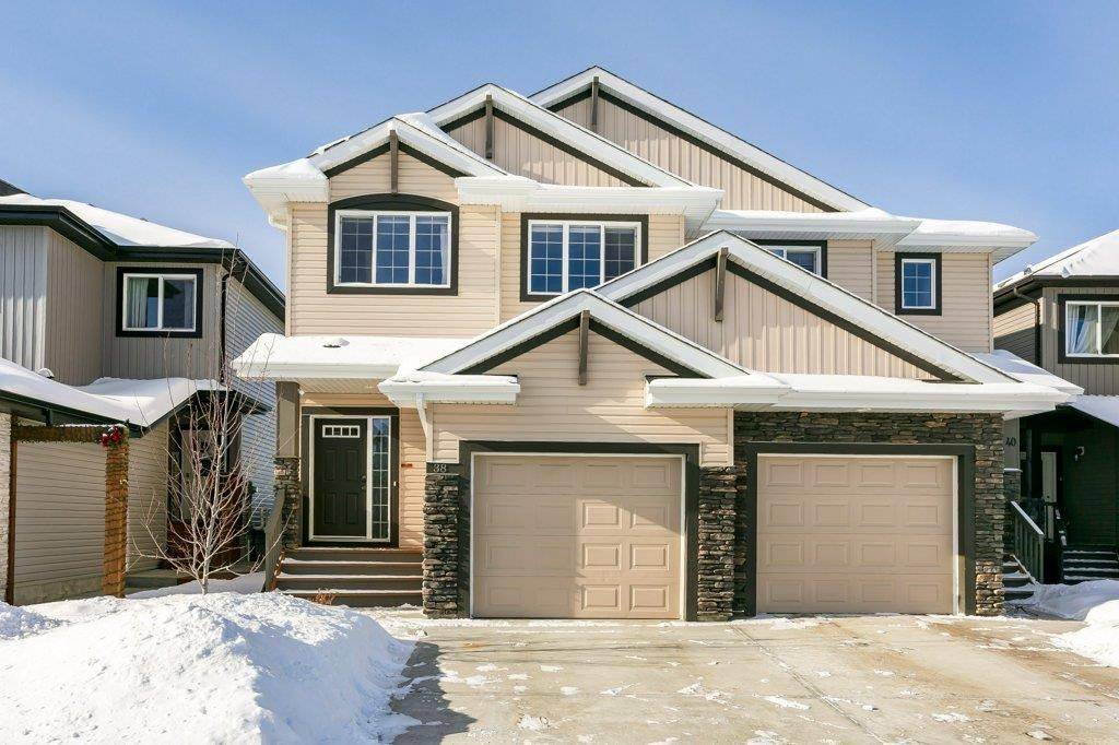 Main Photo: 38 DURRAND Bend: Fort Saskatchewan House Half Duplex for sale : MLS®# E4228876