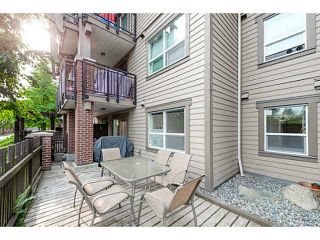 """Photo 13: 107 5885 IRMIN Street in Burnaby: Metrotown Condo for sale in """"MACPHERSON WALK"""" (Burnaby South)  : MLS®# V1133409"""