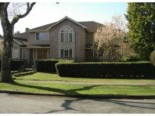 Main Photo: 5779 ADERA Street in Vancouver: South Granville House for sale (Vancouver West)  : MLS®# V820085