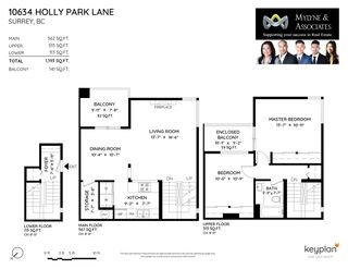 "Photo 36: 10634 HOLLY PARK Lane in Surrey: Guildford Townhouse for sale in ""HOLLY PARK"" (North Surrey)  : MLS®# R2542348"