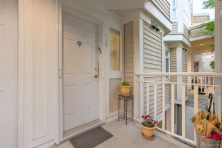 """Photo 23: 236 2565 W BROADWAY Street in Vancouver: Kitsilano Townhouse for sale in """"Trafalgar Mews"""" (Vancouver West)  : MLS®# R2581558"""