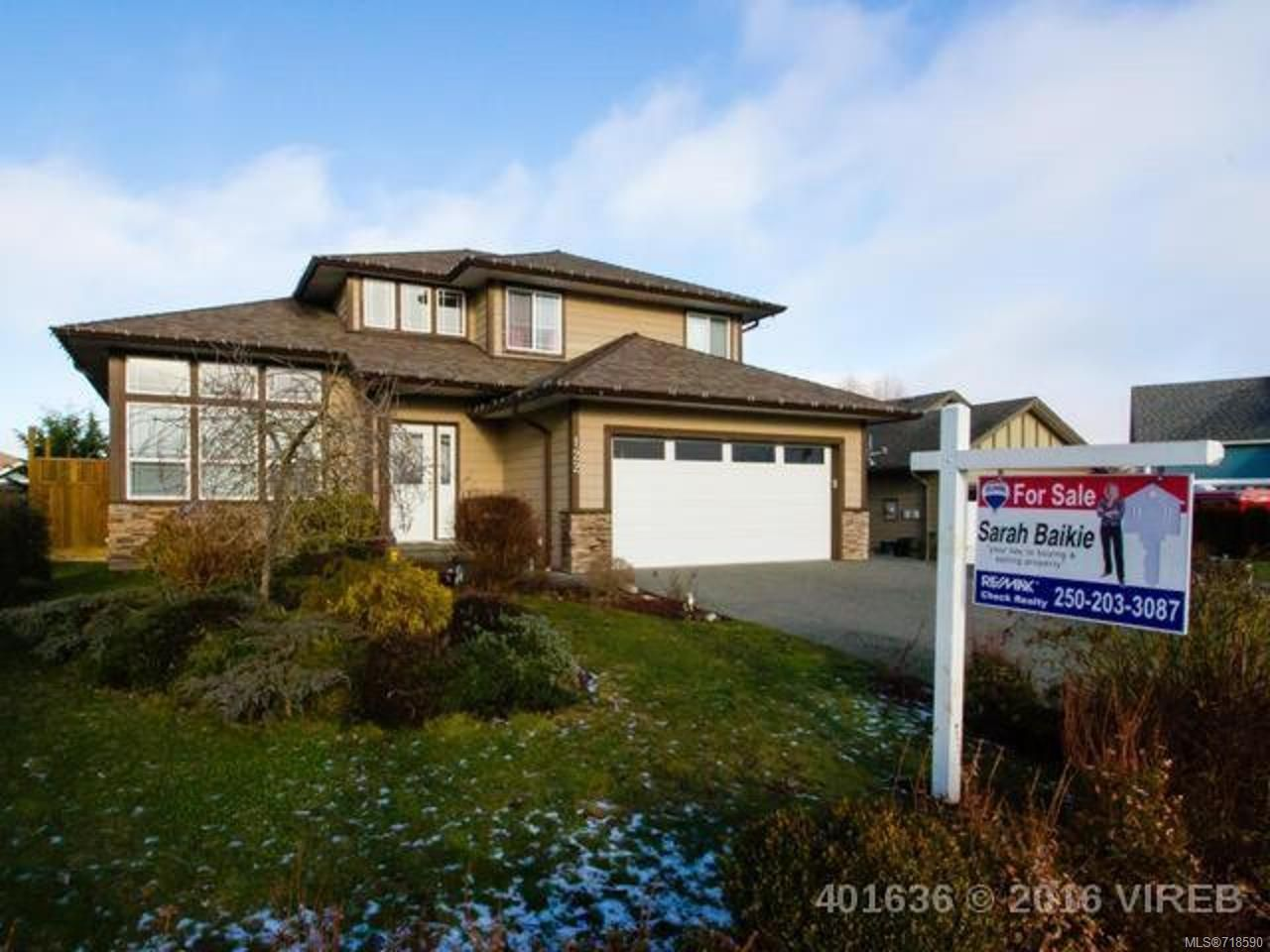 Main Photo: 122 Vermont Drive Campbell River Properties Remax Check Realty