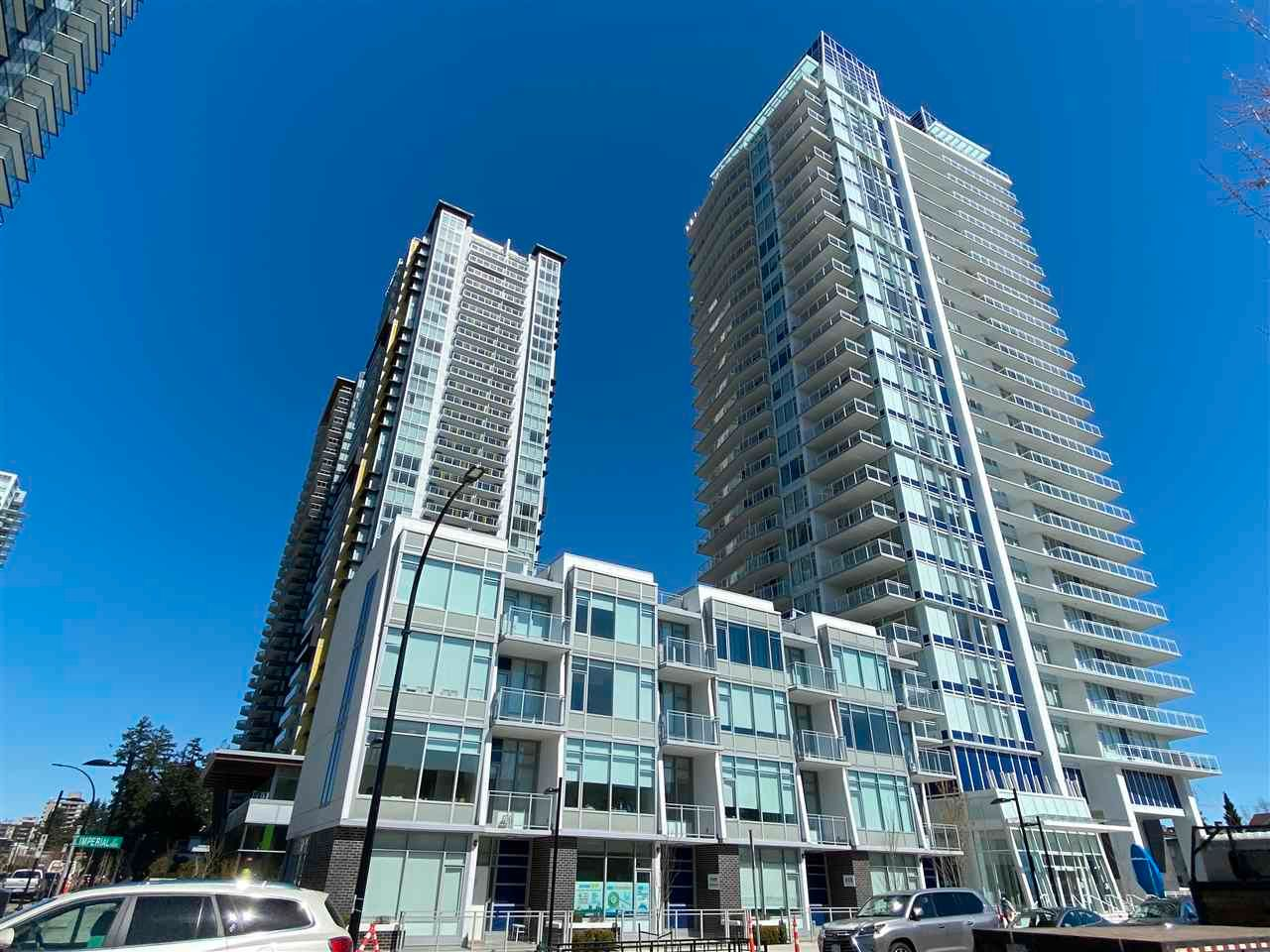 Main Photo: 1501 5051 IMPERIAL Street in Burnaby: Metrotown Condo for sale (Burnaby South)  : MLS®# R2566604