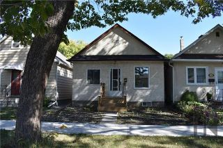 Photo 1: 1343 Downing Street in Winnipeg: Sargent Park Residential for sale (5C)  : MLS®# 1825721