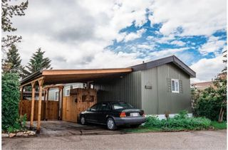 Photo 1: 233 3223 83 Street NW in Calgary: Greenwood/Greenbriar Mobile for sale : MLS®# A1053935