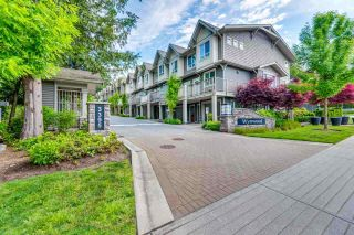 """Photo 1: 9 3395 GALLOWAY Avenue in Coquitlam: Burke Mountain Townhouse for sale in """"Wynwood"""" : MLS®# R2389114"""