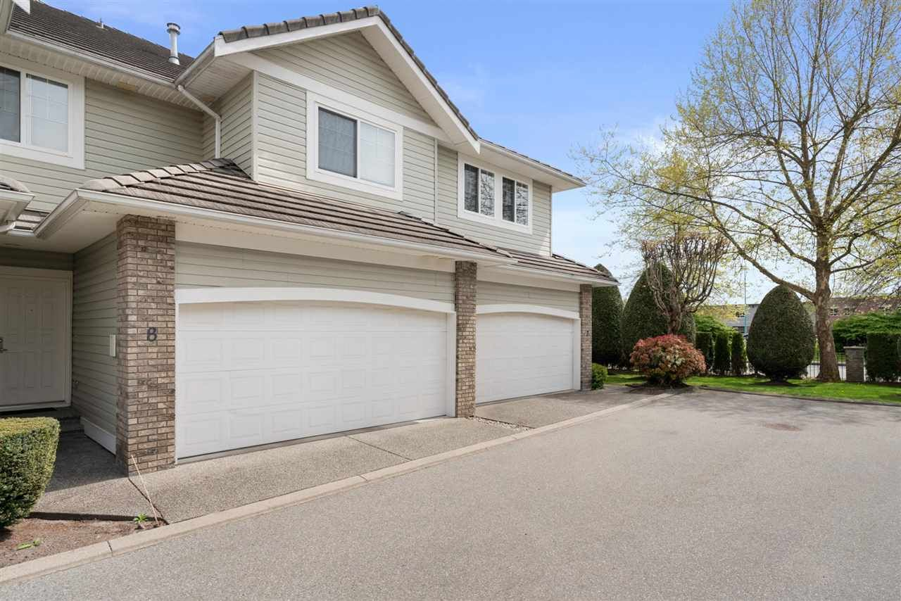 """Main Photo: 7 1290 AMAZON Drive in Port Coquitlam: Riverwood Townhouse for sale in """"CALLAWAY GREEN"""" : MLS®# R2575341"""