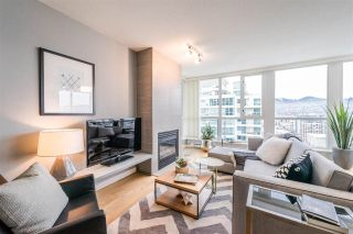 """Photo 1: 1901 120 MILROSS Avenue in Vancouver: Mount Pleasant VE Condo for sale in """"THE BRIGHTON"""" (Vancouver East)  : MLS®# R2341532"""