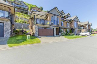 Photo 1: 7 43540 ALAMEDA DRIVE in Chilliwack: Chilliwack Mountain Townhouse for sale : MLS®# R2084858