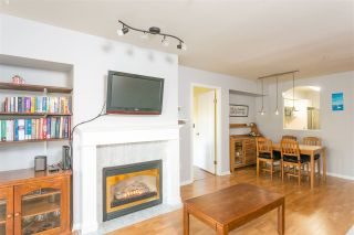 """Photo 2: 202 1915 E GEORGIA Street in Vancouver: Hastings Condo for sale in """"GEORGIA GARDENS"""" (Vancouver East)  : MLS®# R2218656"""