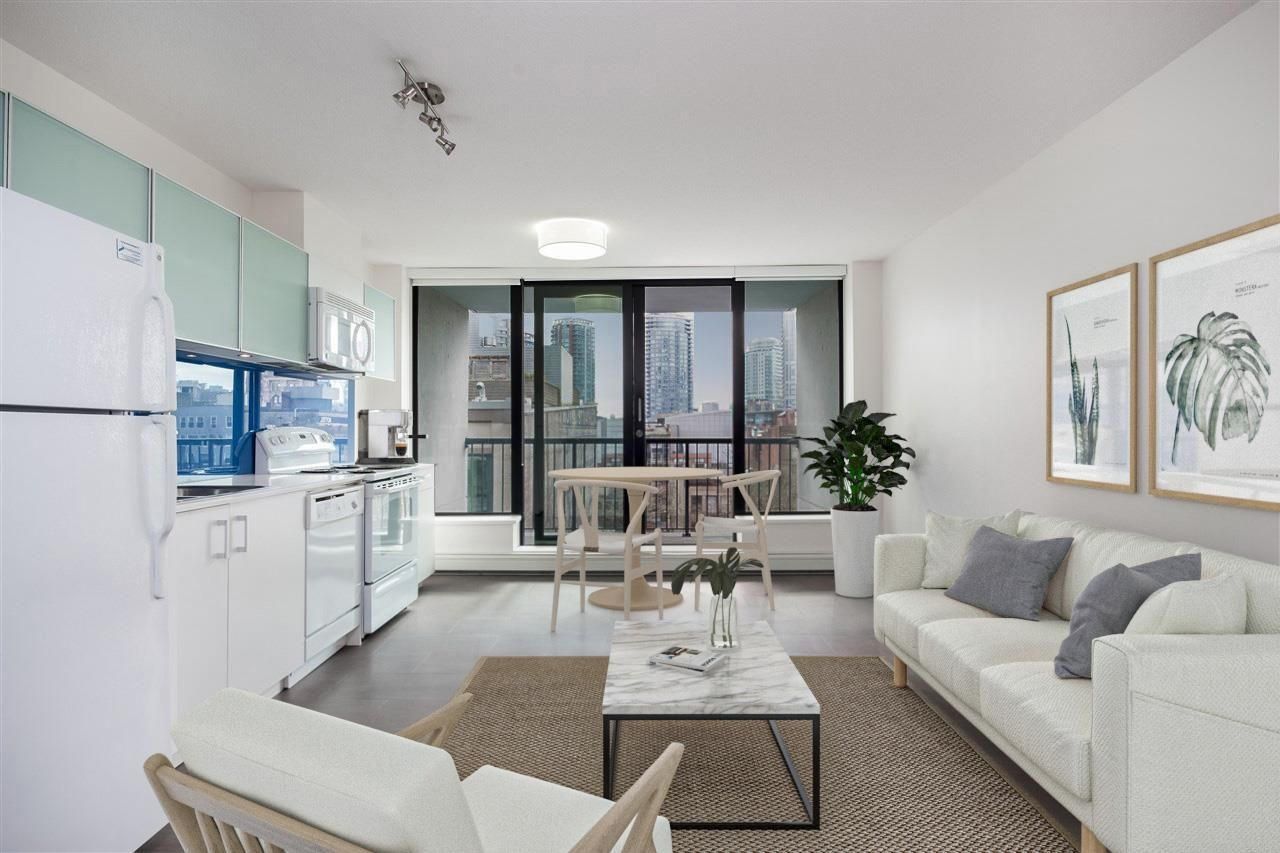 """Main Photo: 803 66 W CORDOVA Street in Vancouver: Downtown VW Condo for sale in """"66 West Cordova"""" (Vancouver West)  : MLS®# R2615168"""