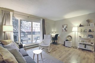 Photo 9: 202 1717 12 Street SW in Calgary: Lower Mount Royal Apartment for sale : MLS®# A1079434