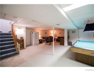 Photo 16: 1214 Kildonan Drive in Winnipeg: East Kildonan Residential for sale (North East Winnipeg)  : MLS®# 1604914