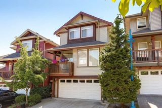 """Photo 1: 19 2287 ARGUE Street in Port Coquitlam: Citadel PQ Townhouse for sale in """"PIER 3"""" : MLS®# R2191574"""