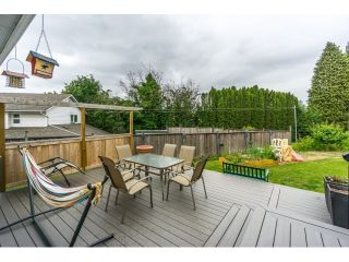 Photo 18: 2354 LOBBAN Road in Abbotsford: Central Abbotsford House for sale : MLS®# R2108627