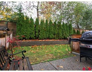 "Photo 10: 30 13918 58TH Avenue in Surrey: Panorama Ridge Townhouse for sale in ""ALDER PARK"" : MLS®# F2830522"