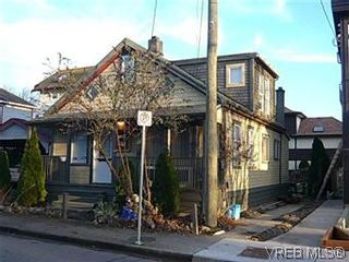 Photo 2: 119 St. Lawrence St in VICTORIA: Vi James Bay House for sale (Victoria)  : MLS®# 556315
