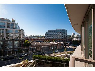 "Photo 5: 509 445 W 2ND Avenue in Vancouver: False Creek Condo for sale in ""Maynards Block"" (Vancouver West)  : MLS®# V1083992"
