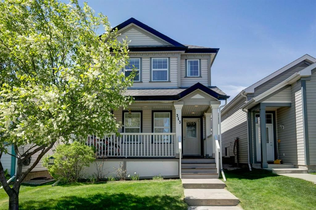 Main Photo: 313 Everglen Rise SW in Calgary: Evergreen Detached for sale : MLS®# A1115191