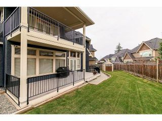 "Photo 20: 16164 27TH Avenue in Surrey: Grandview Surrey House for sale in ""MORGAN HEIGHTS"" (South Surrey White Rock)  : MLS®# F1427246"