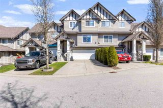 """Photo 1: 42 18181 68 Avenue in Surrey: Cloverdale BC Townhouse for sale in """"Magnolia"""" (Cloverdale)  : MLS®# R2568786"""