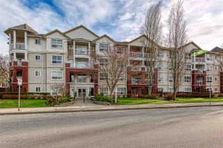 """Photo 1: 415 8068 120A Street in Surrey: Queen Mary Park Surrey Condo for sale in """"Melrose Place"""" : MLS®# R2422269"""