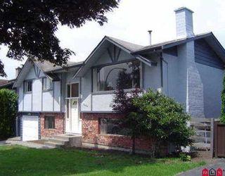 Photo 1: 11077 84A AV in Delta: Nordel House for sale (N. Delta)  : MLS®# F2613042