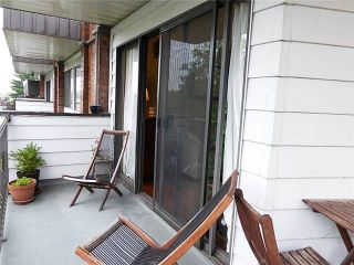 """Photo 14: 346 2033 TRIUMPH Street in Vancouver: Hastings Condo for sale in """"MACKENZIE HOUSE"""" (Vancouver East)  : MLS®# V1067691"""