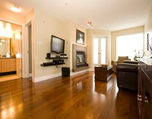 "Main Photo: 213 2768 CRANBERRY Drive in Vancouver: Kitsilano Condo for sale in ""ZYDECO"" (Vancouver West)  : MLS®# V750765"