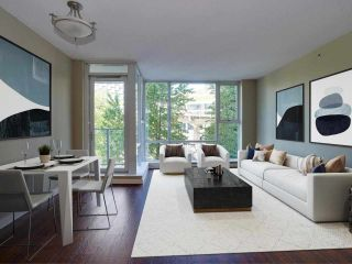 """Photo 2: 305 550 PACIFIC Street in Vancouver: Yaletown Condo for sale in """"AQUA AT THE PARK"""" (Vancouver West)  : MLS®# R2580655"""