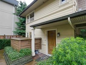 Main Photo: 7-215 East 4th in North Vancouver: Lower Lonsdale Townhouse for rent