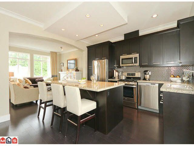 Main Photo: 11 2925 KING GEORGE BOULEVARD in : King George Corridor Townhouse for sale : MLS®# F1205213