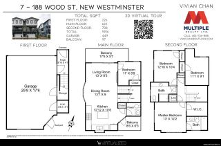 """Photo 23: 7 188 WOOD Street in New Westminster: Queensborough Townhouse for sale in """"River"""" : MLS®# R2585516"""
