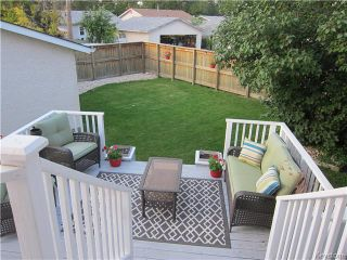 Photo 14: 327 Dowling Avenue East in Winnipeg: Transcona Residential for sale (North East Winnipeg)  : MLS®# 1618959