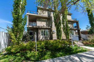 Photo 1: 10 9856 83 Avenue in Edmonton: Zone 15 Townhouse for sale : MLS®# E4239707