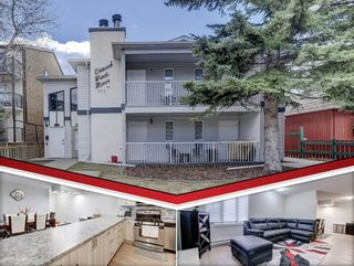 Main Photo: 102 701 56 Avenue SW in Calgary: Windsor Park Apartment for sale : MLS®# A1102696