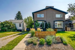 Photo 3: 202 19 Street NW in Calgary: West Hillhurst Semi Detached for sale : MLS®# A1129598