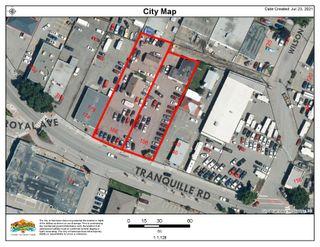 Photo 1: 156/166 TRANQUILLE ROAD in KAMLOOPS: NORTH KAMLOOPS Commercial for sale : MLS®# 163345