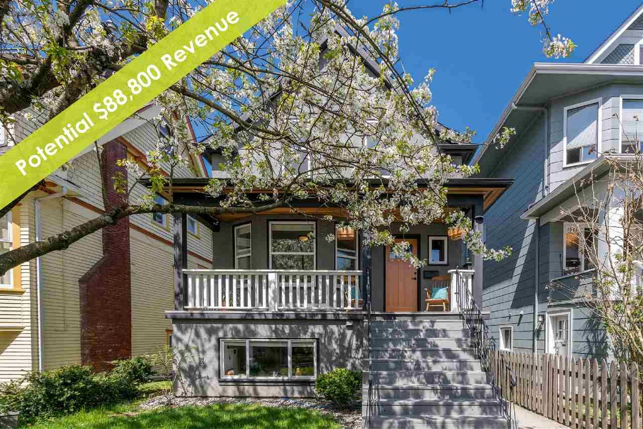 FEATURED LISTING: 1931 NAPIER Street Vancouver