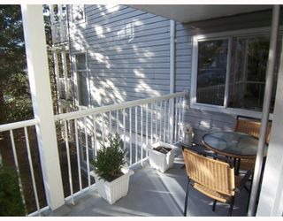 "Photo 5: 24 7345 SANDBORNE Avenue in Burnaby: South Slope Townhouse for sale in ""SANDBORNE WOODS"" (Burnaby South)  : MLS®# V750249"