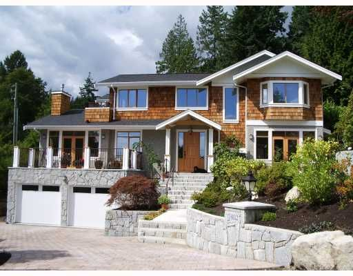Main Photo: 4812 SKYLINE Drive in North_Vancouver: Canyon Heights NV House for sale (North Vancouver)  : MLS®# V690586