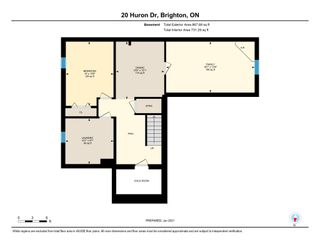 Photo 44: 20 Huron Drive in Brighton: House for sale : MLS®# 40124846