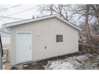 Photo 18: 119 Guay Avenue in Winnipeg: St Vital Residential for sale (2D)  : MLS®# 1704073