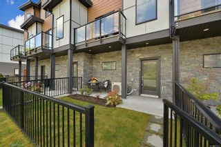 Photo 2: 114 687 STRANDLUND Ave in : La Langford Proper Row/Townhouse for sale (Langford)  : MLS®# 874976