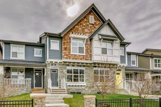 Main Photo: 94 Legacy Boulevard SE in Calgary: Legacy Row/Townhouse for sale : MLS®# A1105715