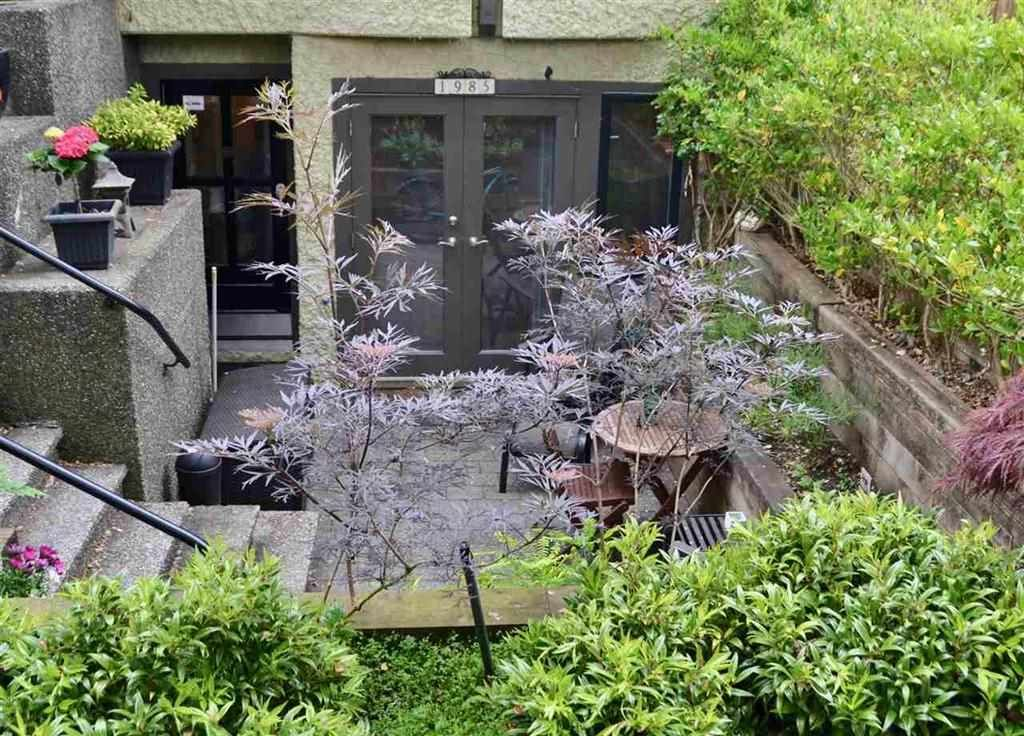 Main Photo: 1985 W 13TH AVENUE in Vancouver: Kitsilano Townhouse for sale (Vancouver West)  : MLS®# R2483650