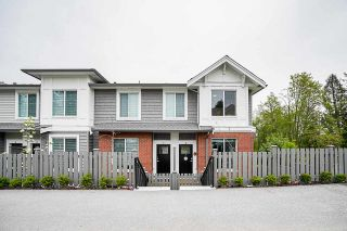 """Photo 39: 8 9688 162A Street in Surrey: Fleetwood Tynehead Townhouse for sale in """"CANOPY LIVING"""" : MLS®# R2573891"""
